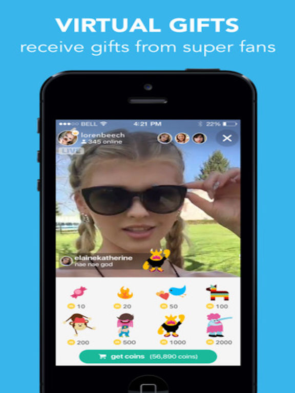 live.ly Pro - live video strеаming