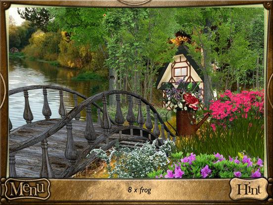Alice in Wonderland: Hidden Objects Lite iPad Screenshot 5