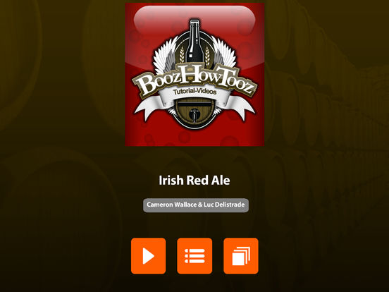 Irish Red Ale 101 iPad Screenshot 1