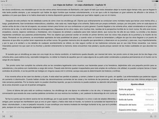 Los Viajes de Gulliver iPad Screenshot 1