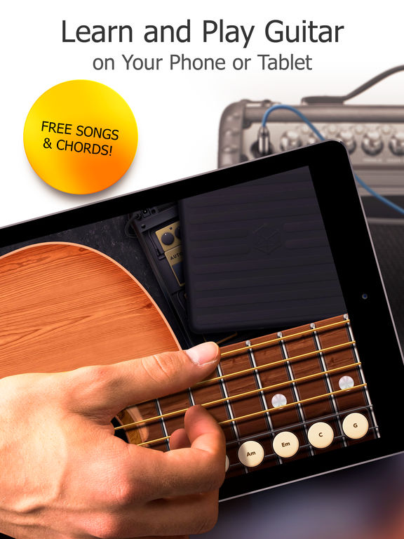 Guitar Apps: Learn to Play the Guitar Easily - Freemake