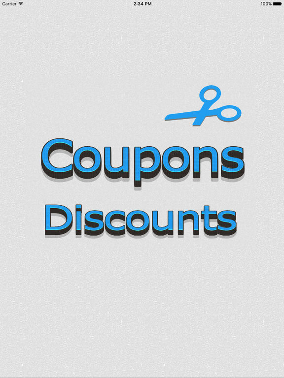 Coupons for Fresh Produce Shopping App-ipad-0