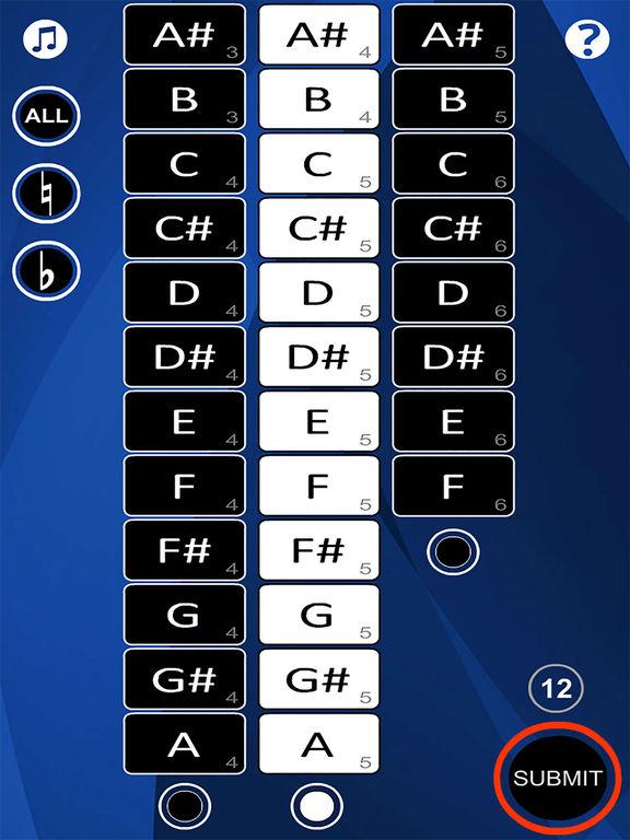 Saxophone Flash Cards screenshot