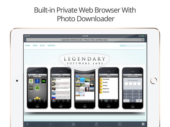 Private Photo Vault Pro - Safe Pic+Video Manager Screenshots