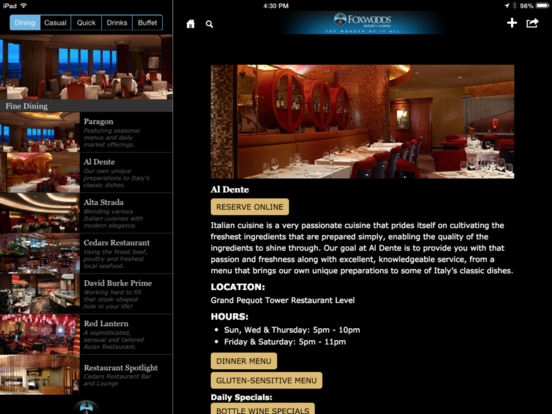 foxwoods online casino app