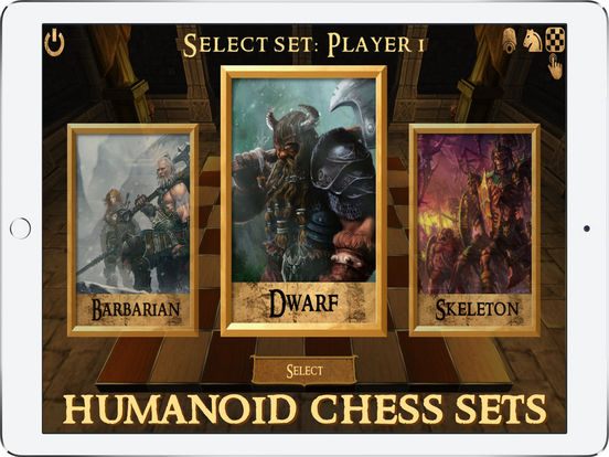 Battle Chess 3D iPad Screenshot 2
