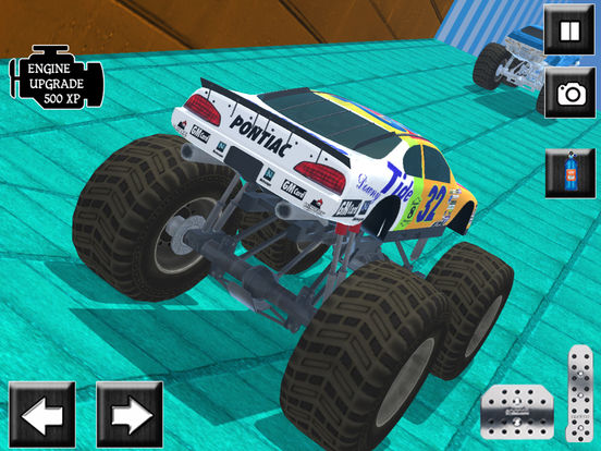 Furious Kids Monster Truck на iPad