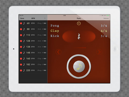 Pyxis iPad Screenshot 2