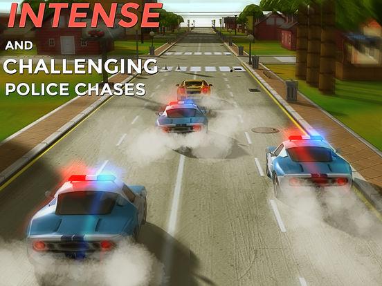 Hotfoot - City Racer screenshot 7