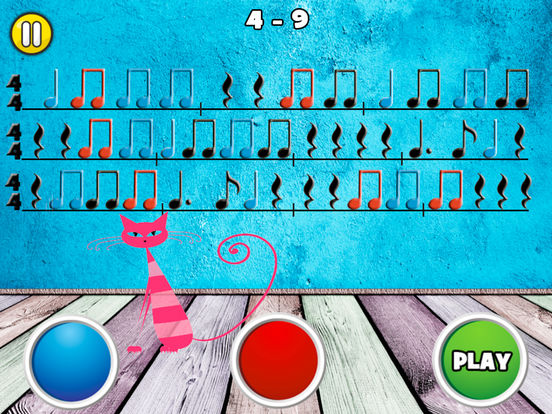 Rhythm Cat Pro HD - Learn To Read Music Screenshots