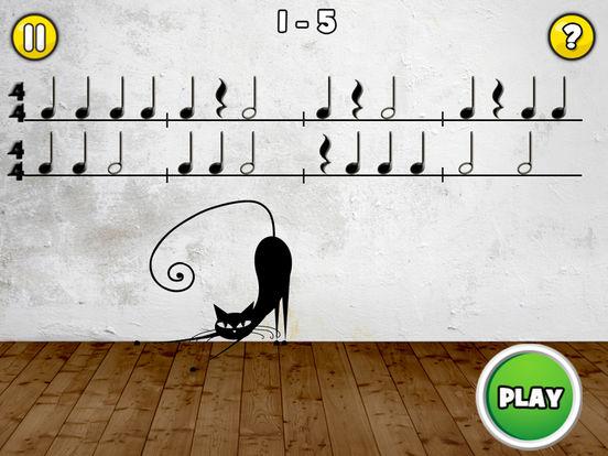 Rhythm Cat Lite HD для iPad
