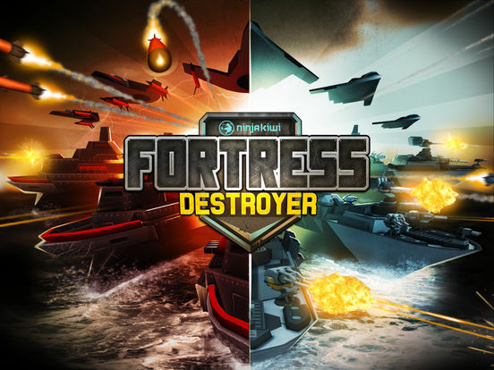 #5. Fortress: Destroyer (iOS)