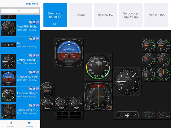 Air Manager Screenshot