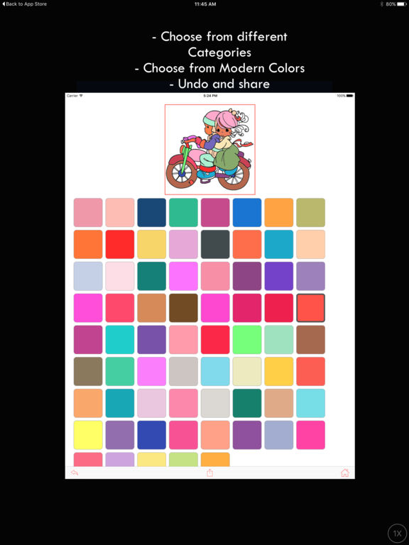 Colorfy - Makes Painting easier Screenshots