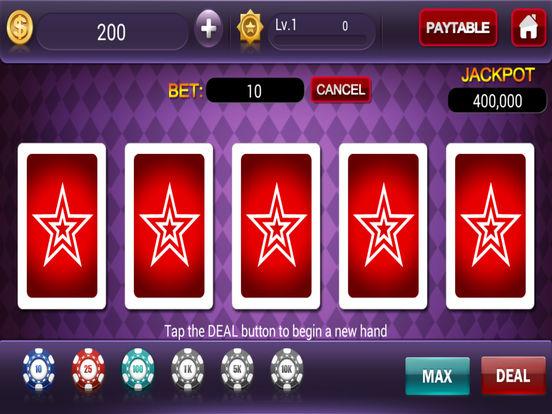 Jackpot Video Poker - Free Casino Poker Gamesscreeshot 2