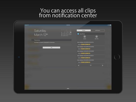 QuickClip | Clipboard Manager Screenshots
