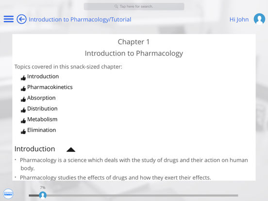 Pharmacology & Pharmacy by WAGmob screenshot