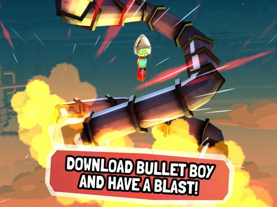 Bullet Boy Screenshot