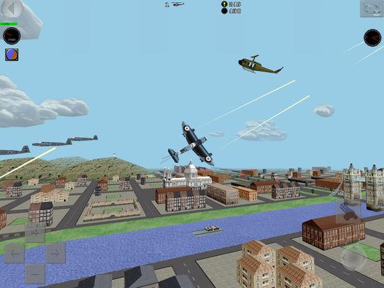 RC Airplane 3D Lite iPad Screenshot 1