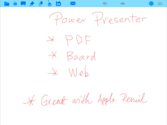 Power Presenter iPad Screenshot 2