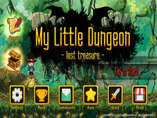 My Little Dungeon Screenshot