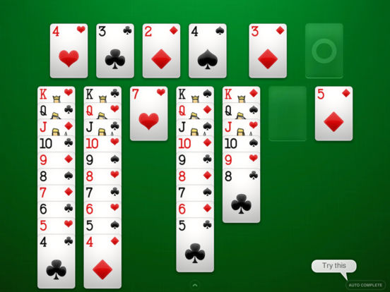 ⋆Solitaire+ screenshot