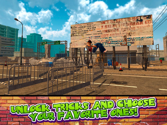 Crazy Stunt Parkour Simulator 3D Full Screenshots