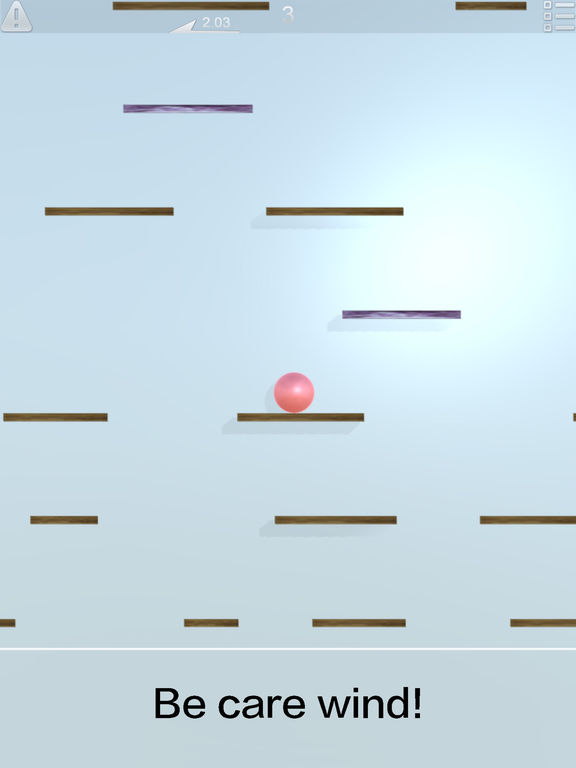 Ball Jump-up : Crossing River Screenshots
