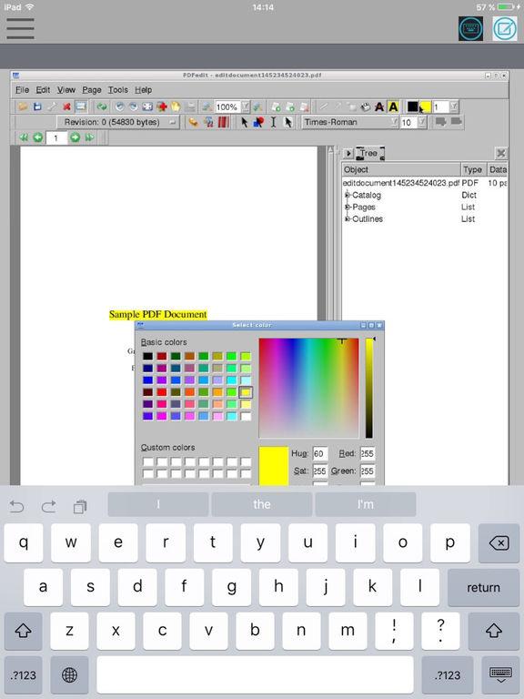 MaxiPDF PDF редактор & создатель Скриншоты6