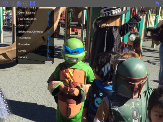 Color Booth Studio iPad Screenshot 1