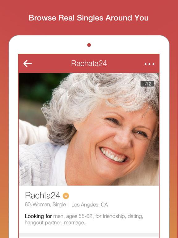 50 plus dating app