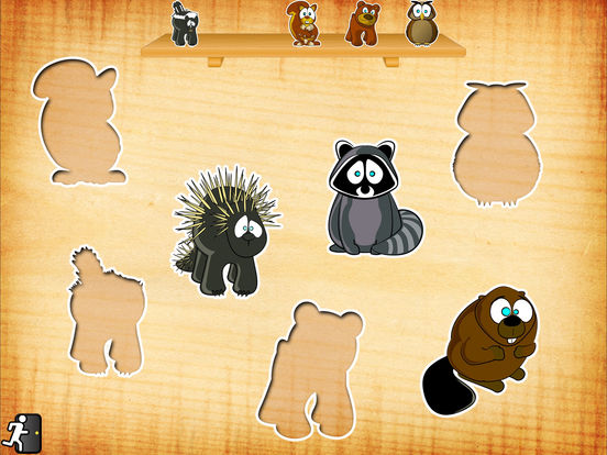 Tozzle Lite - Toddler's favorite puzzle iPad Screenshot 3
