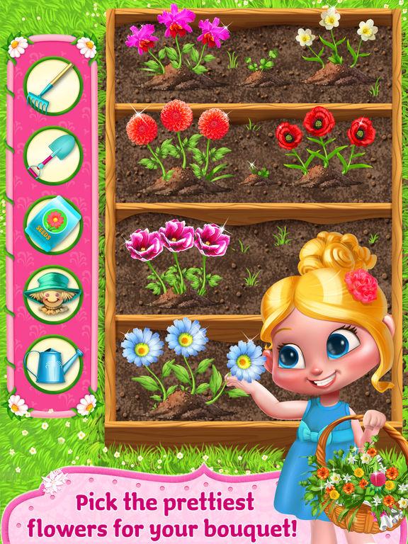 Flower Girl screenshot 9