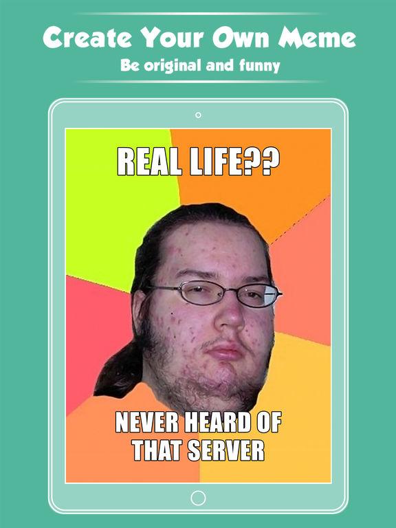 Funny Meme Pictures App : App shopper funny meme maker free create great memes