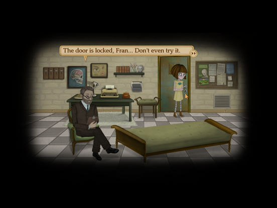 Fran Bow Chapter 1 Screenshots