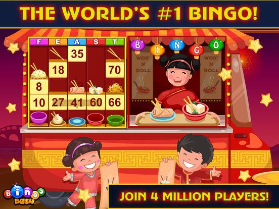 Screenshot 2 Bingo Bash™ HD: Wheel of Fortune ® Bingo + Slots