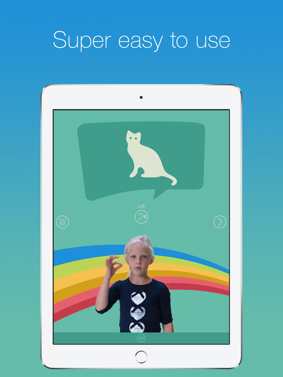 ASL Kids - Sign Language screenshot