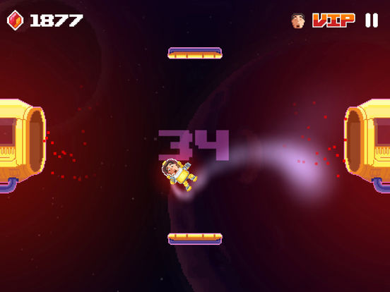 Space Transfer Screenshot