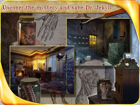 Dr Jekyll and Mr Hyde - Extended Edition - HD iPad Screenshot 4