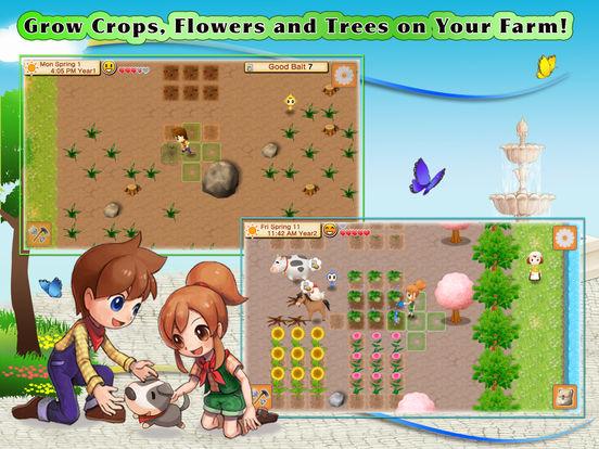 Harvest moon seeds of memories free download ios