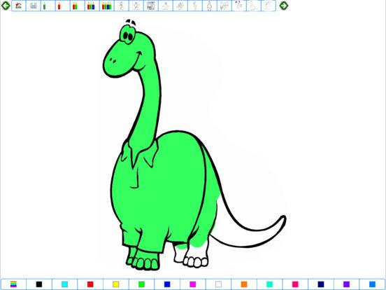 Coloring Book for iPad iPad Screenshot 2