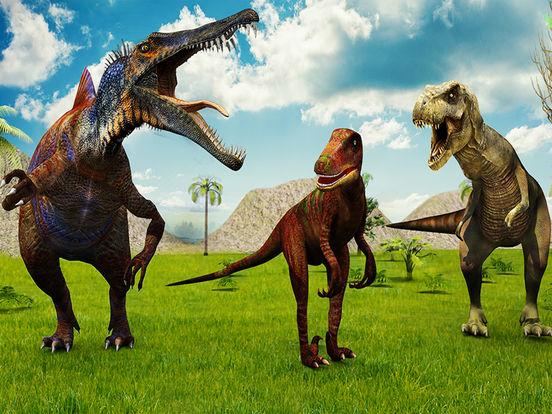 Игра Dino City Rampage 3D
