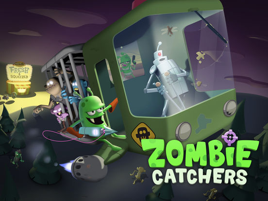 Zombie Catchers Trucchi