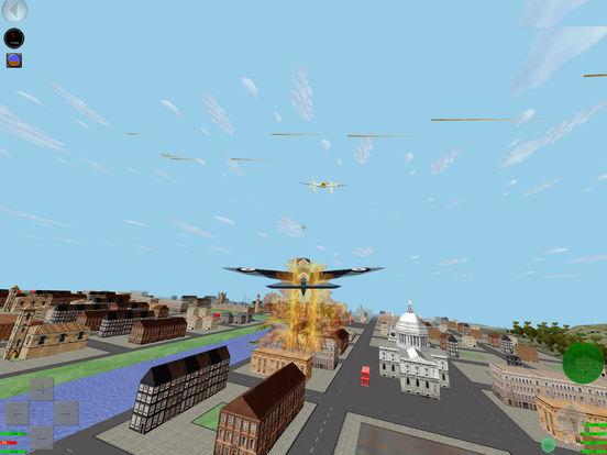 Defend London 3D Lite iPad Screenshot 5
