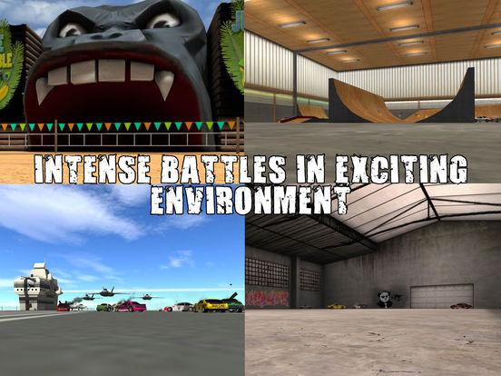 Extreme Gear: Demolition Arena для iPad
