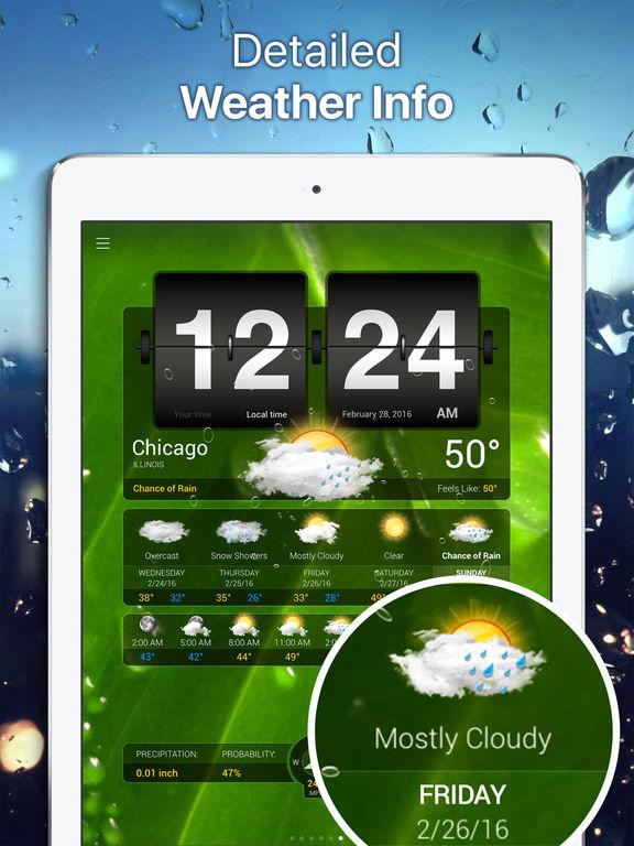 Weather plus screenshot 7