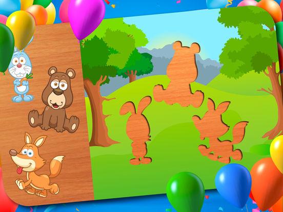 Пазлы для детей - веселая загадка для малышей +
