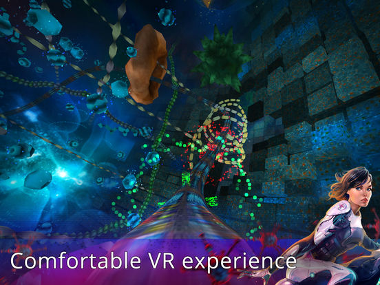 InCell VR (Cardboard) Screenshot