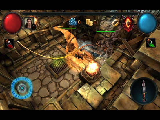 Glory Warrior: Lord of Darkness Epic RPG Screenshot