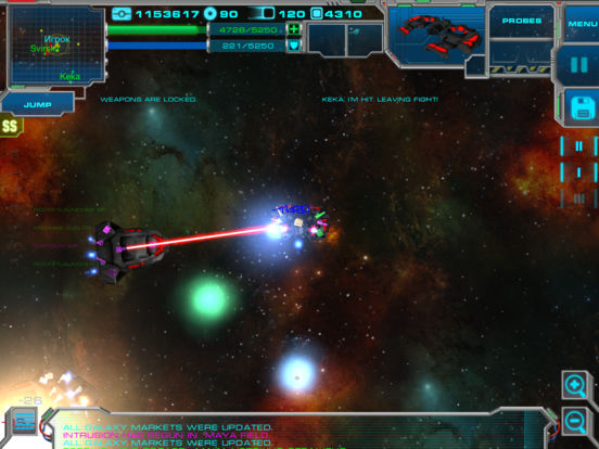 Screenshot #2 for Space Story